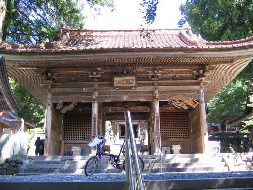 第43番札所 明石寺(めいせきじ)