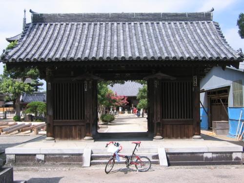 第70番札所 本山寺(もとやまじ)