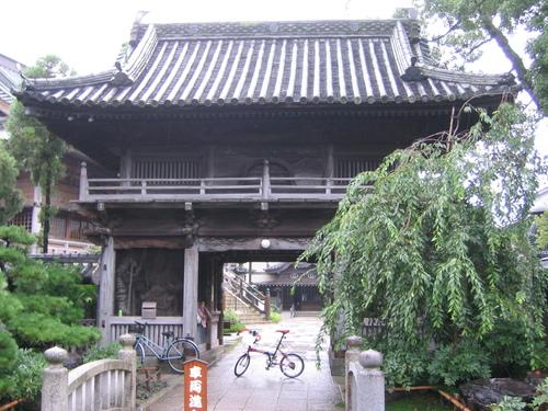 第19番札所 立江寺(たつえじ)
